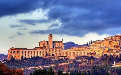 Assisi skyline
