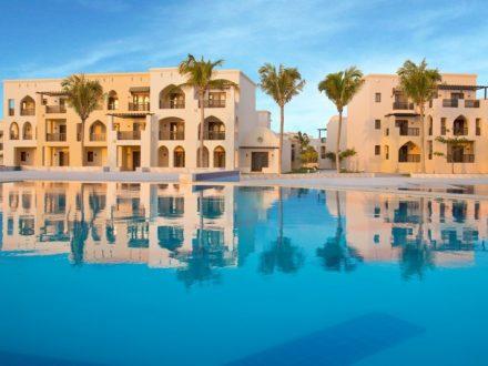 Oman - Salalah resort