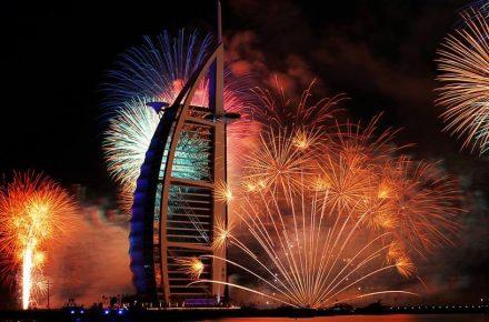 Capodanno Dubai